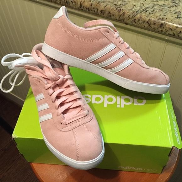adidas neo blush